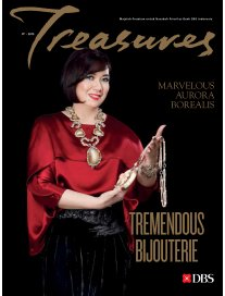 Utty Wakkary - Creative Director GianaMayra interviewed by DBS Treasure Magazine 8th Edition 2015